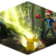 Ash and Pikachu – Thunder Strike